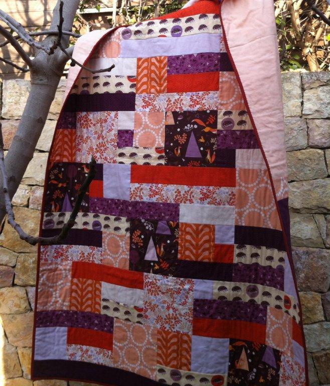Patrones de patchwork fibra creativa fibra creativa - Patrones de casas de patchwork gratis ...