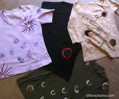 camisetas personalizadas Fibra Creativa