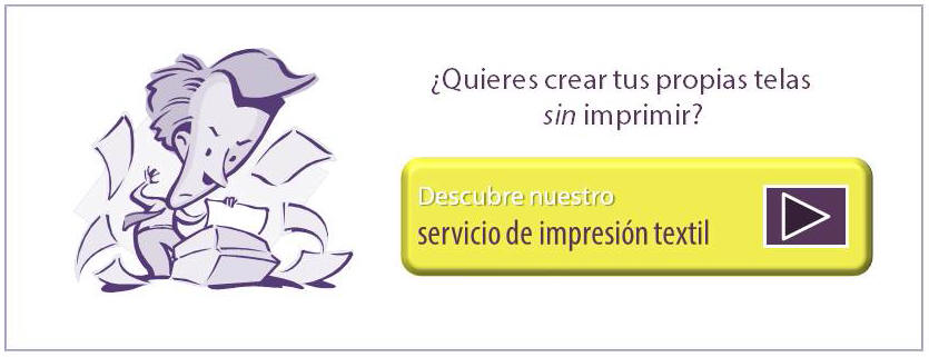 servicio impresión textil a medida