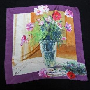 foulard-soie-tableau
